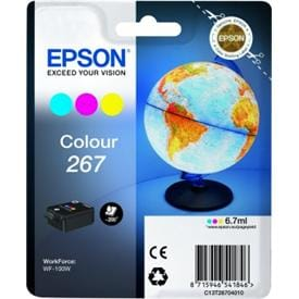 EPSON GENUINE ADVANTAGE For WF-100W Mobile Colour Printer