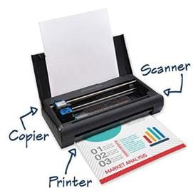 Primera Trio All-in-One Portable Colour Printer / Scanner / Copier