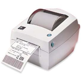 Zebra LP2844  Barcode Label Printer - Direct Thermal