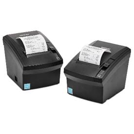 "SRP-330II is a 3"" budget level direct thermal POS printer providing exception value compared to other printers in its class."