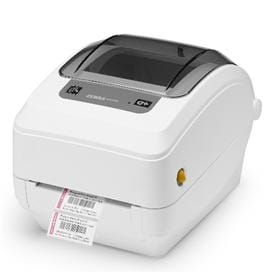 Zebra GK420t Healthcare Desktop Barcode Label Printer