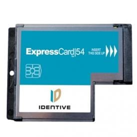 Identive SCR3340 Smart card reader for ExpressCard54 interface