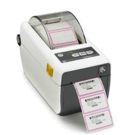 Zebra ZD410 Direct Thermal Desktop Printer – Healthcare Model