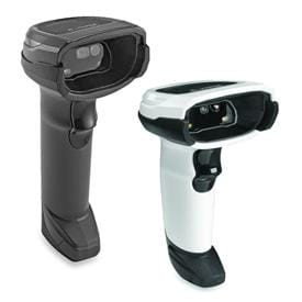 Cordless all-round 2D Barcode Scanners