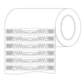 Thermal Transfer RFID Labels for use with Zebra UHF printers