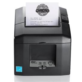 Star TSP654SK Re-Stick Thermal Printer with Cutter
