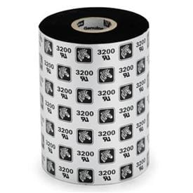 3200 Zebra Wax / Resin Ribbon for Industria Printing