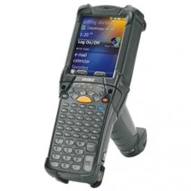 Zebra Windows Embedded Compact 7 OS OS - MC9200 All-rounder terminal for use indoors and outdoors