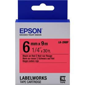 Labels designed to last for LabelWorks Label Printers