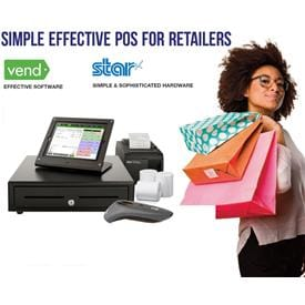 Simple Effective POS for Retailers