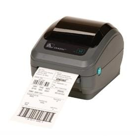 DT Labels for Your Zebra GK420D Direct Thermal Label Printer