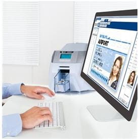 Trust ID User friendly and with all the tools to design and print ID cards on-demand