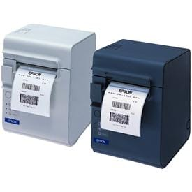 Epson TM-L90 rev. B Versatile label and receipt printer