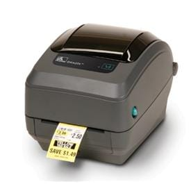 Zebra GK420t Barcode Label Printer - Thermal Transfer