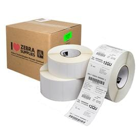 Zebra Premium 2000D Desktop Direct Thermal Labels