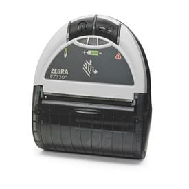 Zebra EZ320 Robust mobile printer with 203 dpi