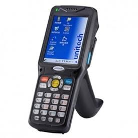 HT510 Rugged Handheld Terminal One-Handed Operation. Double Efficiency