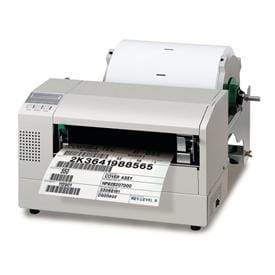 Toshiba TEC B-852-R Wide Web Barcode label Printer