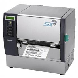 Toshiba TEC B-SX6T Barcode Label Printer - Industrial