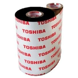 Toshiba - Ribbons - Smearless Wax Resin (BX760076SG2)