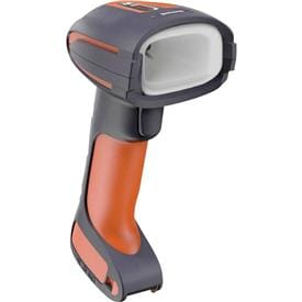 Ultra-robust handheld scanner for DPM barcodes