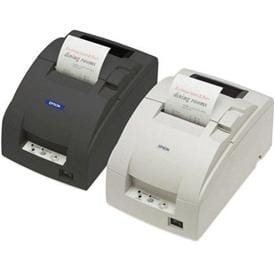 Epson TM-U220 Dot-matrix receipt printers for diverse applications