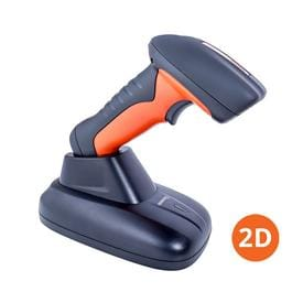 Saveo Scan Rugged 2D Bluetooth Companion Barcode Scanner