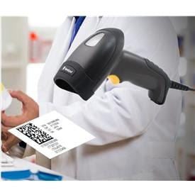 UK pharmacies will be expected to scan the 2D Barcode on medicines before they are dispensed.