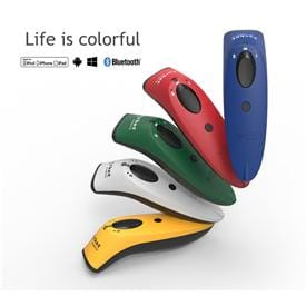 Colorful Barcode Scanners