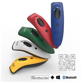 Colorful 2D/1D Imager Barcode Scanners  Ergonomic and Elegant