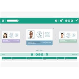 EasyBadge ID Card Design Software