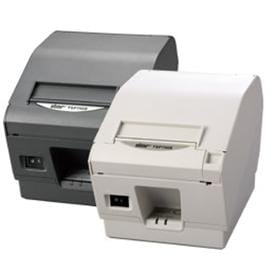 Star TSP700 II Thermal Printer - Fast Printer For Receipts And Labels