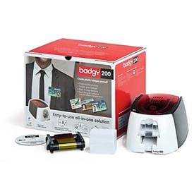 Badgy 200 - ID Card Printer Solution