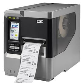 TSC MX240P Series Fast label printers for warehouses and the industry