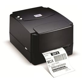TSC TTP-244 Pro Compact label printer with an optimal price-performance ratio
