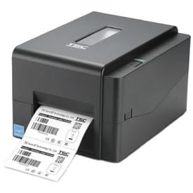 TE200 Series Desktop Thermal Transfer BarCode and Label Printer