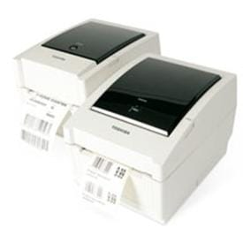 Toshiba TEC B-EV4D - Ethernet Desktop Barcode Label Printer