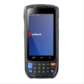 Combining touch screen and keypad. The 4ÔÇØ EA300 features a keypad, 2D imager, 4G LTE, Dual-band WiFi