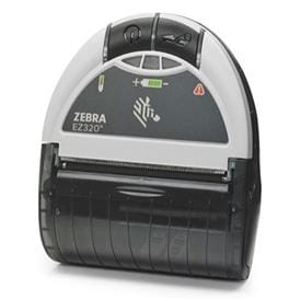 EZ320 Portable Receipt Printer - USB & Bluetooth