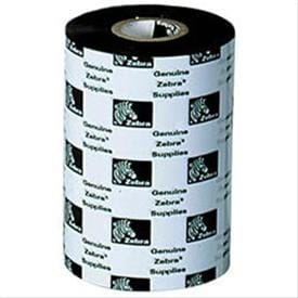Zebra Wax/Resin Ribbon for Mid-High Printers (03200BK17445)