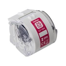 full colour continuous label roll - 25mm wide