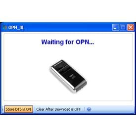 OPN-2001 PC Data Download Utility (OPN-DL)