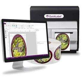 QuickLabel CQL Pro Advanced Label Design Software