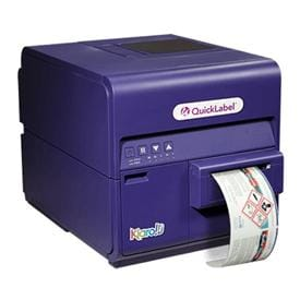 QuickLabel Kiaro! 100D Extra-Durable Inkjet Colour Label Printer