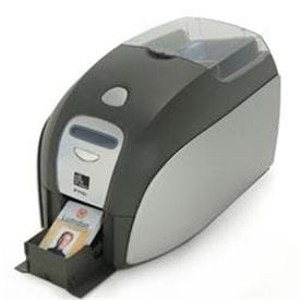 Zebra - P100i ID Card Printer (P100I-HM1UC-IDO)
