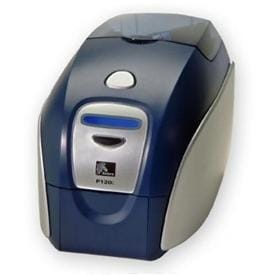 Zebra - P120i Dual Sided Colour ID Card Printer (P120I-000UA-IDO)