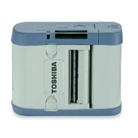 Toshiba - B-SP2D Portable Printer (B-SP2D-GH20-QM)