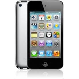 8GB Very Good Condition  BUNDLED Apple iPod touch 4th Generation Black