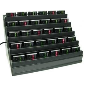 30-bay docking cabinet for Opticon OPN-2001, OPN-2002 and OPN-2005